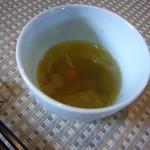 スクラッチ - スープ