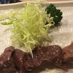 鳥徳 - 砂肝串