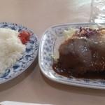 レストラン 野咲 - ランチ。
