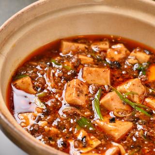 酒田ラーメンにはない、本格中華の麺料理と麻婆豆腐と本格点心!