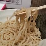 アメミ屋 - 艶があってモチモチの麺