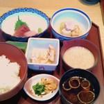 Sagami - 自然薯とろろ御膳(2015.1)