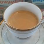 グッドウッドカフェ - お替りのエスプレッソ