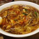 石庫門 - 酸辣湯麺