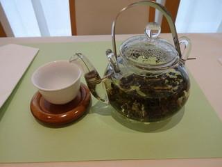茶語 TEA SALON 新宿髙島屋店 - 青茶「阿里山金萱茶」