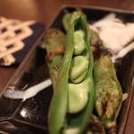 横浜くるわ - 天豆
