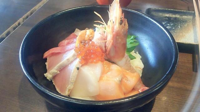 いなろ食堂 - 特選海鮮丼(\1,780)