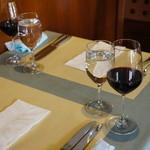 34692329 - 休日ランチは赤ワイン