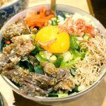 浦島たろう - お好み焼き(牛すじ青ねぎ焼き) ※150分食べ飲み放題