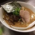 フジヤマロック - 味噌ヌードル