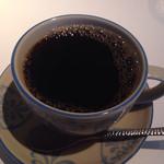 トラットリア ドン ジョヴァンニ - ランチに付くコーヒー