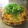 お好み焼き 辰 - 料理写真:肉玉そば