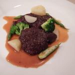 ル ブォータン - 鹿肉のソテー