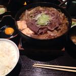 34695922 - 牛すき鍋