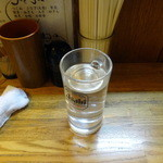 34699067 - 芋焼酎お湯割り800円+税