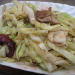 小磯 - 野菜炒め