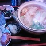 うどん市 - 料理写真:鍋焼うどん  今シーズン初