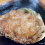 天富 - 天ぷらのコース 竹(蛤)【2015年1月】