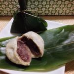 菓子処 天本家 - 料理写真:麩まんじゅう 140円