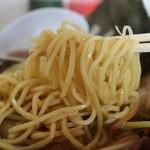 らぁめん廣 - 麺