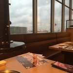 焼肉平城苑 - 2014/10 開放的。