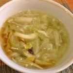 花果 - スープに寄ってみました