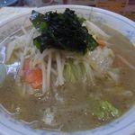 四ツ角飯店 - タンメン[650円]