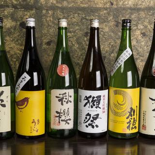 日本酒好きさん必見!全国各地の名酒を取り揃えました!