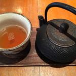 カムカム - 食後にお茶を追加、いい感じ♪