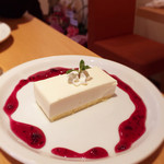 テテカフェ - チーズケーキ