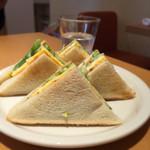 テテカフェ - サンドイッチ
