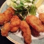 真魚 - カキフライ