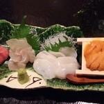 真魚 - おまかせ刺盛り