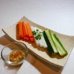 アンサー - 野菜スティック