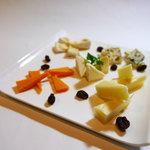 アンサー - チーズ盛り合わせ