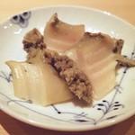 鮨 なかむら - 煮鮑