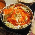 インド料理 サイノ - サラダ