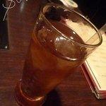 和食Dining 黒田 - ウーロン茶