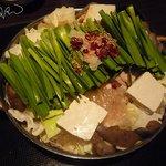 和食Dining 黒田 - もつ鍋