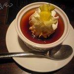和食Dining 黒田 - スウィートポテトのなめらかプリン1