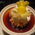 和食Dining 黒田 - スウィートポテトのなめらかプリン2