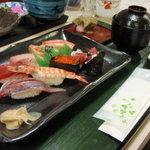 お好み食堂 蘭 - にぎり寿司