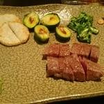 鉄板焼 ろじ - 本日のお肉