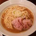 自家製麺 伊藤 - 肉そば 中 850円