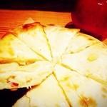 黒TAJ - 林檎チーズナン