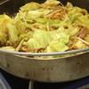 崇 - 料理写真:ホルモン鍋