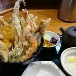 34714842 - 海鮮天丼