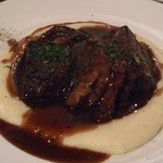 バル マラケシュ - 牛ばら肉の煮込み
