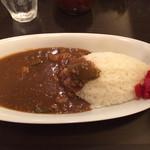 Maruthinafuranka - 野菜とひき肉のカレー