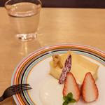リコプラス - チーズケーキ